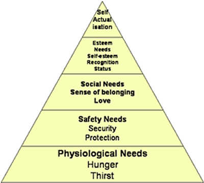b values of abraham maslows theory of Abraham maslow biography timeline abraham harold maslow (april 1, 1908 – june 8, 1970) was an american psychologist who was best known for creating maslow's hierarchy of needs, a theory of psychological health predicated on fulfilling innate human needs in priority, culminating in self-actualization.