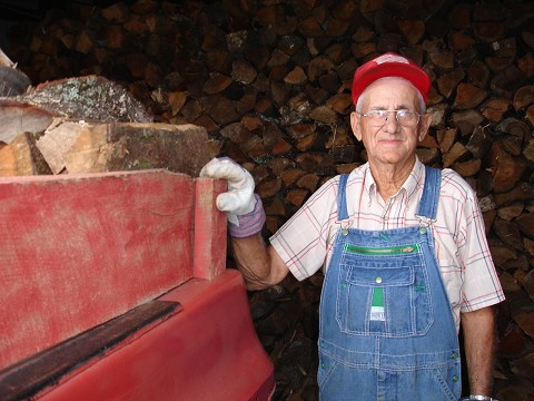 7fa9130fcc9 Another parable  The old man who chops wood